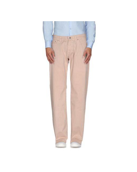 Trussardi Jeans | Мужские Бежевые Повседневные Брюки