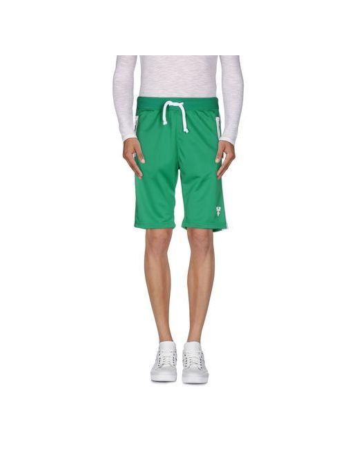 Carlsberg | Мужские Зелёные Бермуды