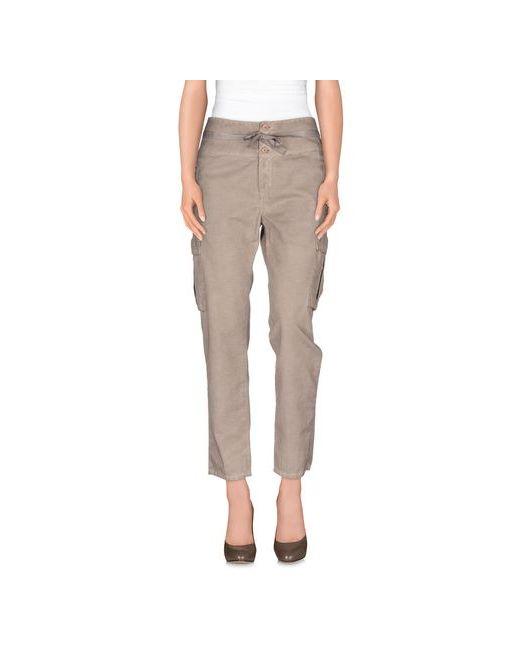 Liu •Jo Jeans | Женские Хаки Повседневные Брюки