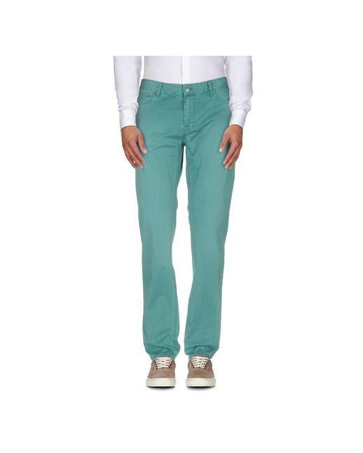 Pepe Jeans London   Мужские Зелёные Повседневные Брюки