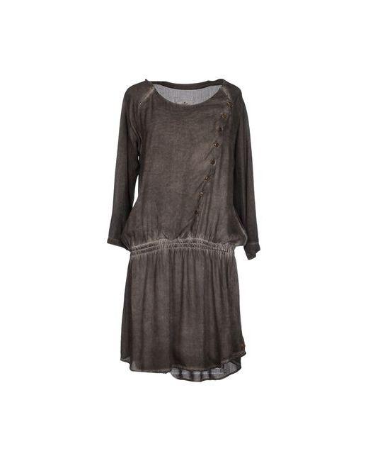 Replay | Женское Хаки Короткое Платье