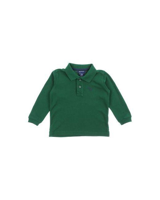 Gant | Мужское Зелёное Поло