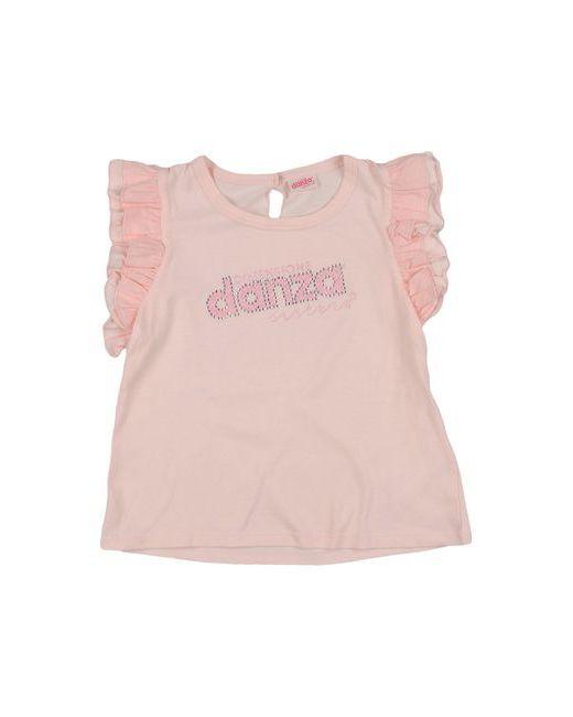 Dimensione Danza Sisters | Женская Розовая Футболка