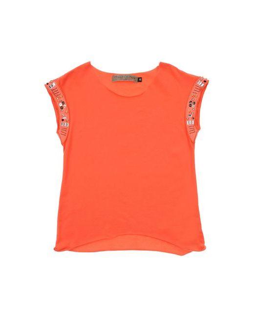 Manila Grace | Женская Оранжевая Футболка