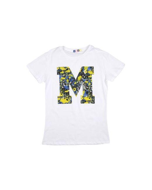 MSGM | Мужская Белая Футболка