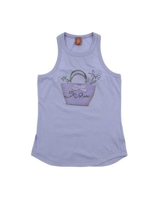 Dondup | Женская Фиолетовая Футболка