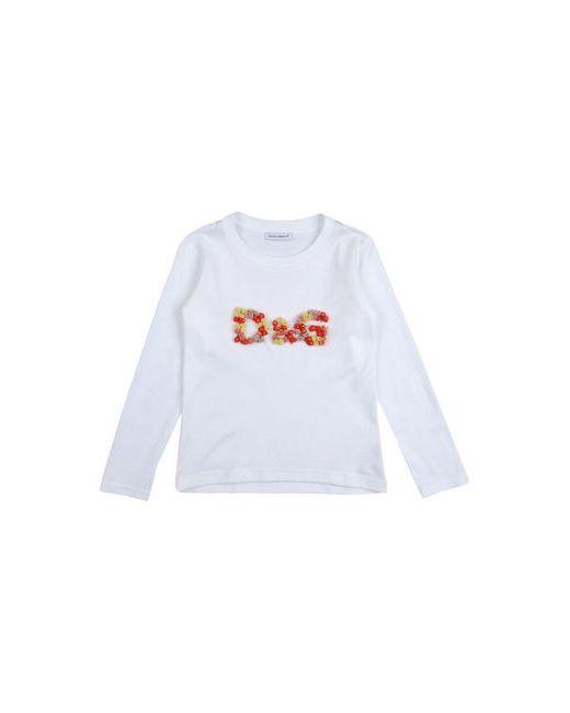 Dolce & Gabbana   Женская Белая Футболка