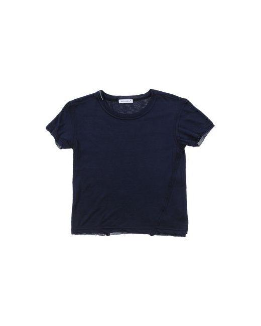 Dolce & Gabbana | Мужская Синяя Футболка