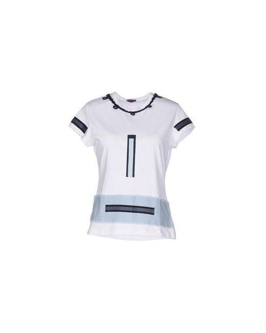 ALPI | Женская Белая Футболка