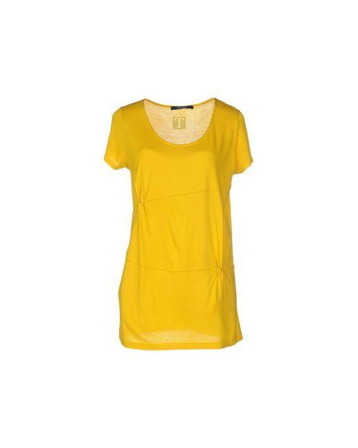 Taviani | Женская Жёлтая Футболка