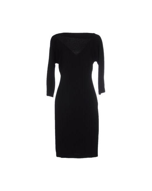 Gold Case | Женское Чёрное Короткое Платье