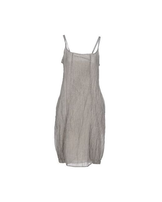 Crea Concept   Женское Серое Платье До Колена