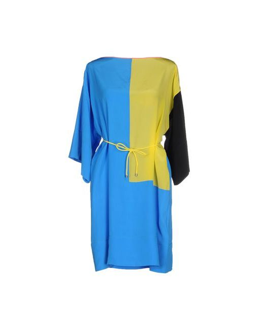 ROKSANDA | Женское Лазурное Короткое Платье