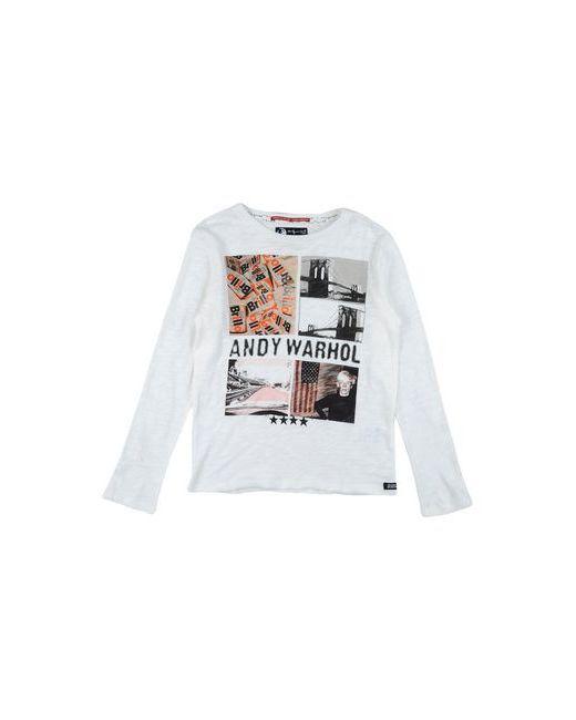 Andy Warhol By Pepe Jeans | Мужская Белая Футболка