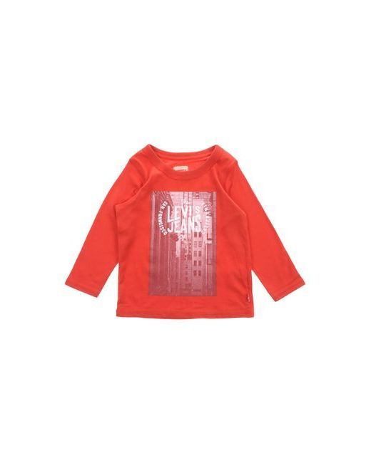 Levi'S Kidswear | Мужская Красная Футболка