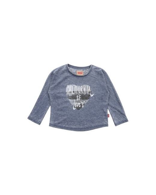 Levi'S Kidswear | Женская Синяя Футболка