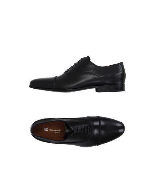 Fabiano Ricci | Мужская Коричневая Обувь На Шнурках