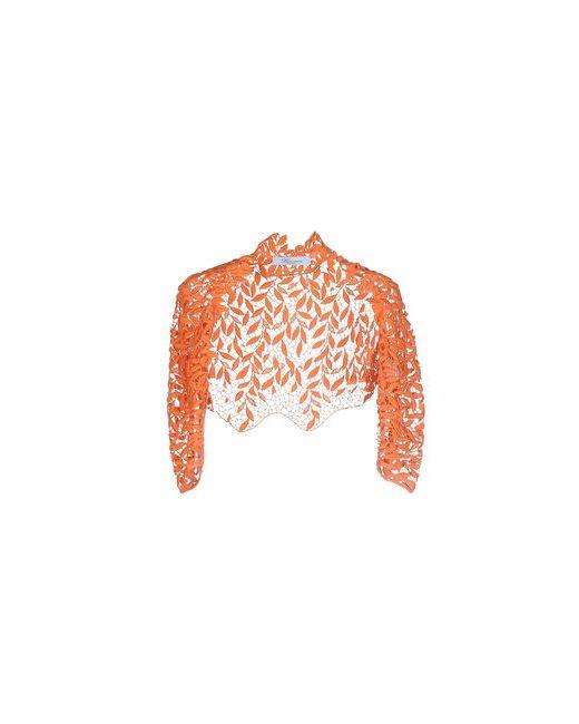 Blumarine | Женское Оранжевое Болеро