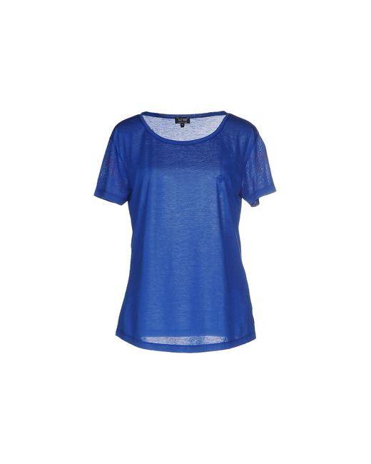 ARMANI JEANS | Женская Синяя Футболка