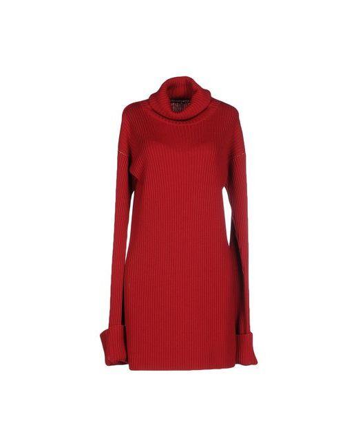 MM6 by Maison Margiela | Женское Красное Короткое Платье