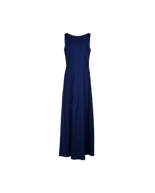 Viktor & Rolf | Женское Синее Длинное Платье