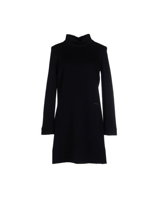 Blumarine   Женское Чёрное Короткое Платье