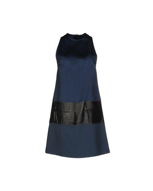 Just Cavalli | Женское Цвет Морской Волны Короткое Платье