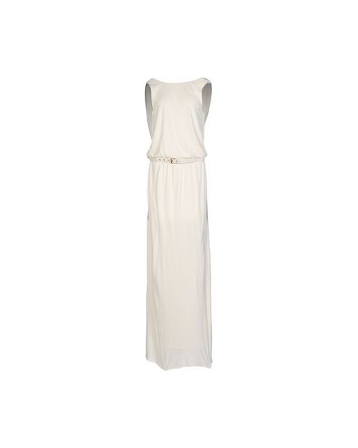 Moschino Cheap and Chic | Женское Белое Длинное Платье