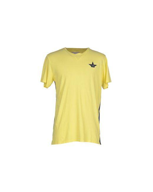 Macchia J | Женская Жёлтая Футболка