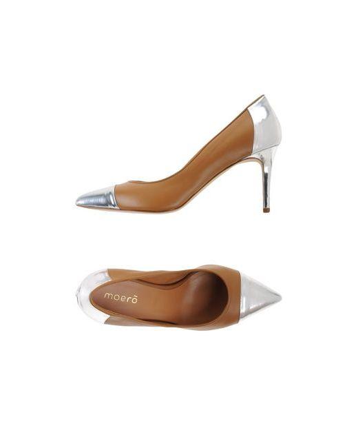 MOERÕ | Женские Серебристые Туфли