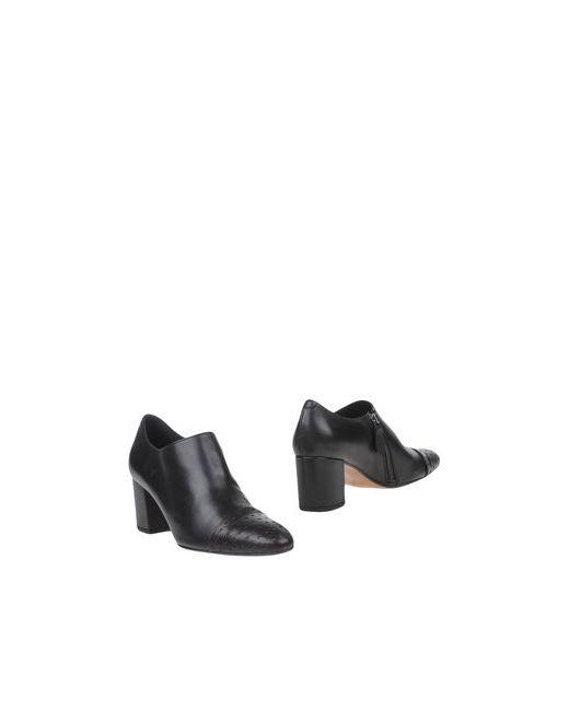 SLACK LONDON | Женские Чёрные Ботинки