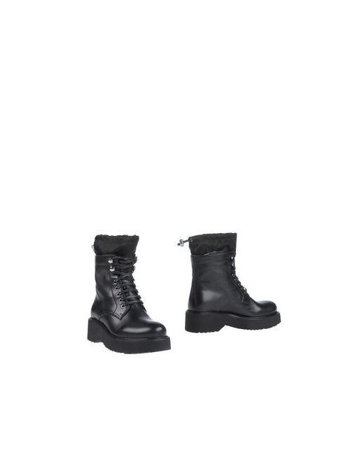 Prada Sport | Мужские Чёрные Полусапоги И Высокие Ботинки