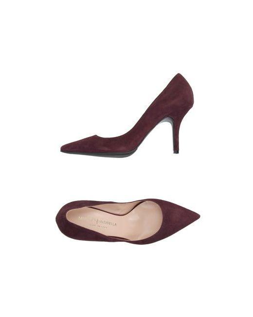 MARCO BARBABELLA   Женские Баклажанные Туфли