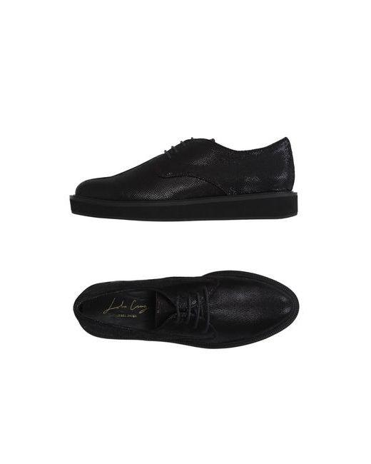 Lola Cruz | Мужская Баклажанная Обувь На Шнурках
