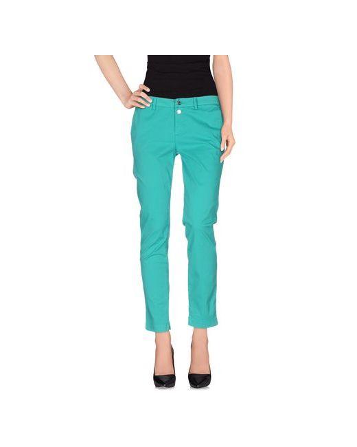 Liu •Jo Jeans   Мужские Зелёные Повседневные Брюки