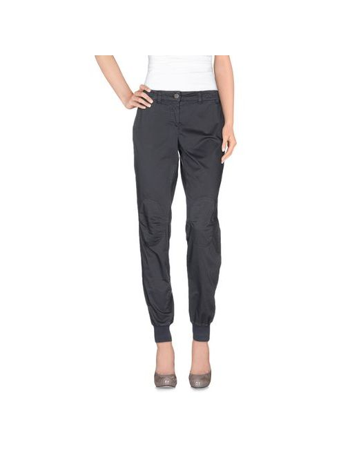 Trussardi Jeans | Мужские Серые Повседневные Брюки