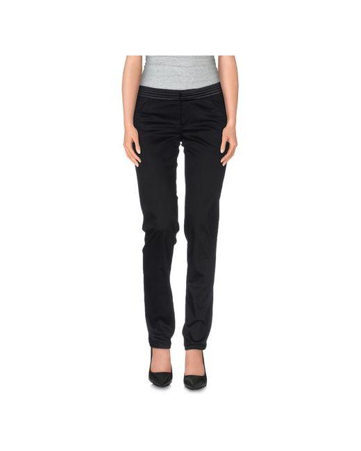 Versace Jeans Couture   Мужские Чёрные Повседневные Брюки