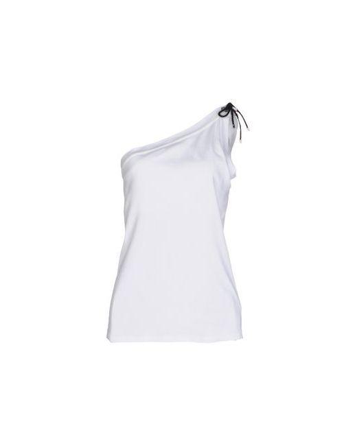 Ralph Lauren | Женский Белый Топ Без Рукавов