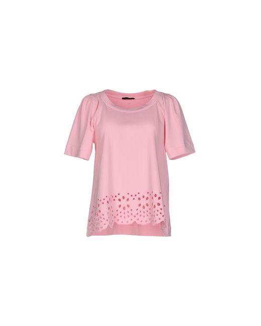 Pinko Black | Женская Розовая Футболка
