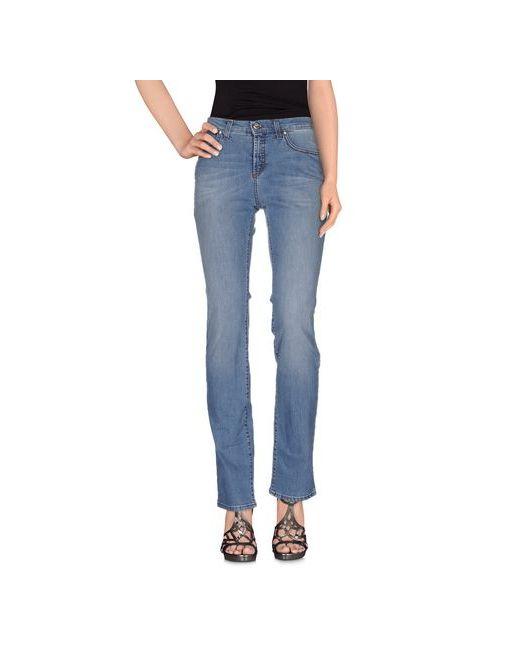Trussardi Jeans | Мужские Синие Джинсовые Брюки
