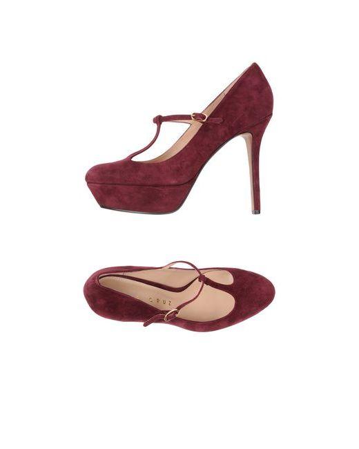 Lola Cruz | Женские Баклажанные Туфли