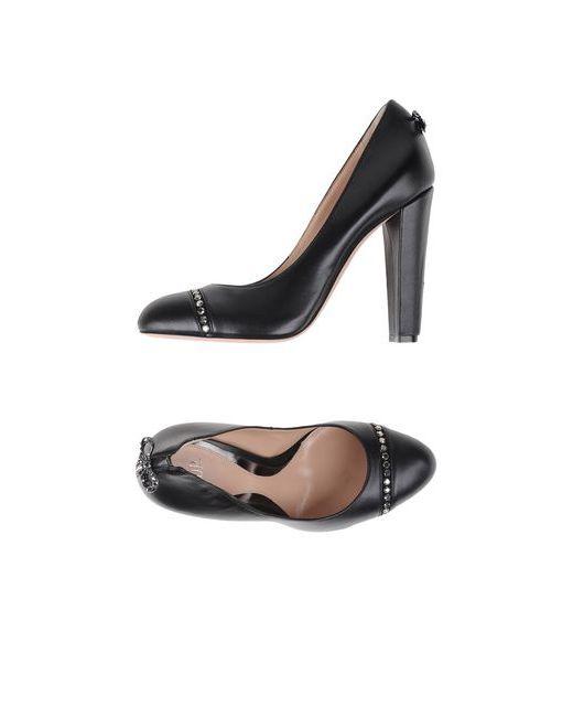 Vdp Collection | Женские Чёрные Туфли