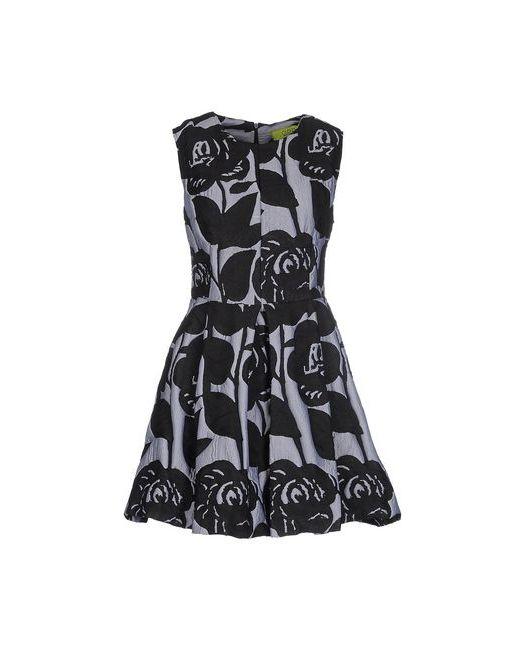 O.D.D.  OBJETS DE DESIR | Женское Чёрное Короткое Платье