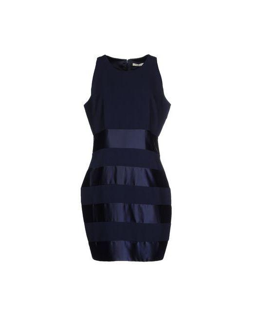 Darling | Женское Синее Короткое Платье
