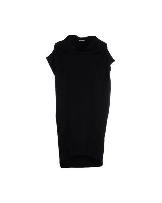 Noshua   Женское Чёрное Короткое Платье