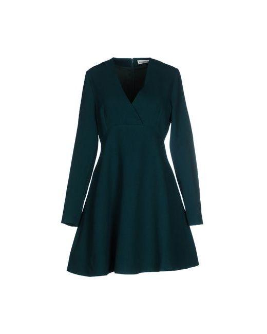 Essentiel   Женское Зелёное Короткое Платье