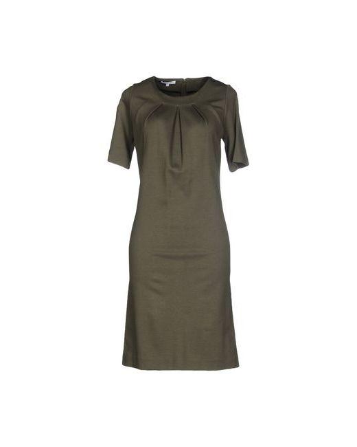 Patrizia Pepe | Женское Зелёное Короткое Платье