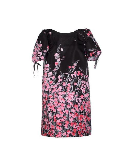 Red Valentino   Женское Фиолетовое Короткое Платье