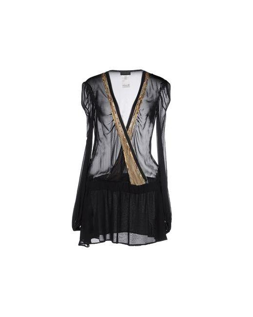 John Richmond   Женское Чёрное Короткое Платье