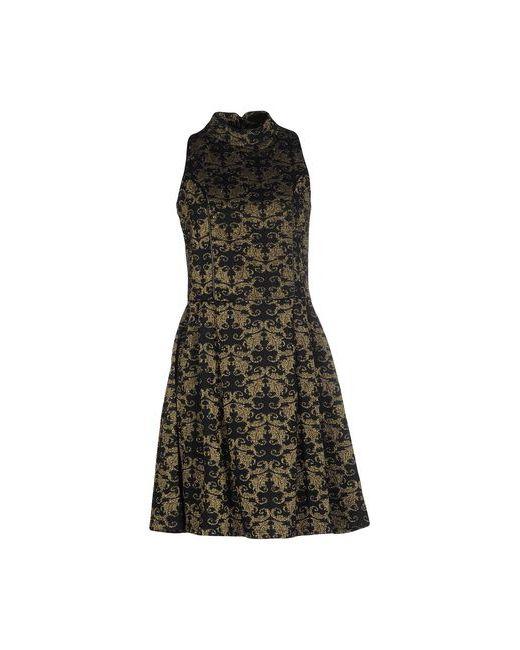 MORGAN DE TOI   Женское Чёрное Короткое Платье